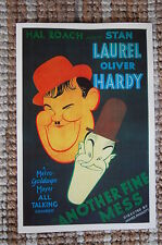 Another Fine Mess Lobby Card Poster Stan Laurel Oliver Hardy