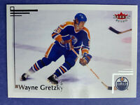 2012-13 Fleer Retro Hockey #68 Wayne Gretzky Edmonton Oilers Legend