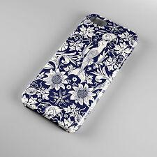 mermaid flowers sea ocean phone battery cover case