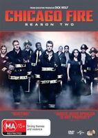 Chicago Fire : Season 2 : NEW DVD