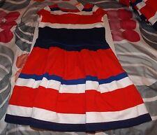 GYMBOREE girls mod about orange dress size 5 nwt