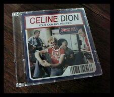 Céline Dion/Garou/Tout L'Or Des Hommes/Rare Cd Pock-it Single