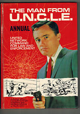 THE MAN FROM UNCLE ANNUAL copywrite date 1966