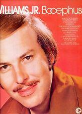 HANK WILLIAMS JR bocephus US EX LP 1975