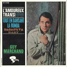 Rare 60's  EP Test Pressing. Guy Marchand L'Amoureux Transi. Riviera 231121