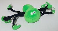 90S TOYS COMMONWEALTH LOTS A LEGS SPIDER PLUSH TOY! SOFT TOY ABOUT 13CM LONG!