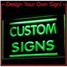 tm ADV PRO Custom Neon Light Sign Order (Design your own sign!)