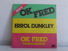 ERROL DUNKLEY OK Fred 11377