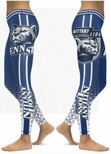 Penn State Nittany Lions Small to 2X-Large Women's Leggings