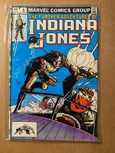 Further Adventures of Indiana Jones #6, 12, 13, 18, 21 I Combine Shipping!
