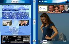 """COFANETTO 3 DVD DUAL LAYER """"CAPRI"""" 1^ STAGIONE FUORI CATALOGO"""