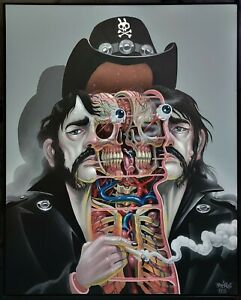 "NYCHOS ""DISSECTION OF LEMMY"" 2016 