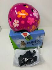 Baby Nutty Nutcase XXS Street Sport Helmet Petal Power