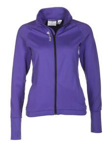 Training Sports Fitness Running Jacket Reebok Dst Trk Jacket, Ladies, Purple