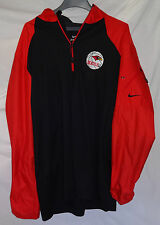 Seattle University Redhawks Nike Dri Fit 1/2 Zip Team Issued Pullover Top XXL