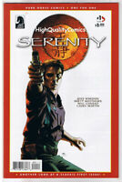 SERENITY ONE for One, Joss Whedon, 2010, NM, more Sci-Fi in store, Firefly
