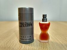 Classique Jean Paul Gaultier for women 3.5ml PARFUM MINIATURE MINI PERFUME RARE