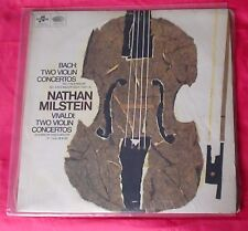 Nathan Milstein SAX-5285 1 (S1.36010) Bach 2 Violins Concertos First press UK LP