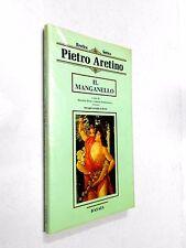 IL MANGANELLO Pietro Aretino 1984 Basaia Erotica Gotica