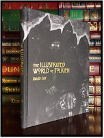 The Illustrated World Of J.R.R. Tolkien by Day New Deluxe Cloth Bound Hardback