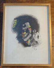 important original art proof Ringo Starr movie Candy signed Irv Docktor