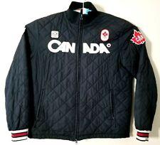 HBC Hudsons Bay Canada Winter 2010 Olympics Quilted Podium Jacket Mens 2XL XXL