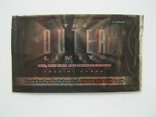 RITTENHOUSE ARCHIVES THE OUTER LIMITS EMPTY TRADING CARD WRAPPER