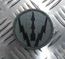 Genuine US Military or NATO Embroidered Insignia Patch / Sew on Badge UMBA03