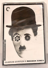 Modern Times Charlie Chaplin 1936 Criterion Collection 2-Disc DVD New Sealed