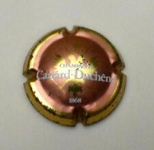capsule de champagne CANARD DUCHENE n°52 rose (foncé)