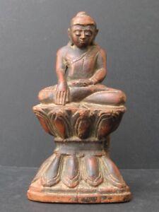 Buddha Wooden Burma Set