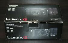 Panasonic LUMIX GX85 4K Digital Camera, 12-32mm and 45-150mm Lens