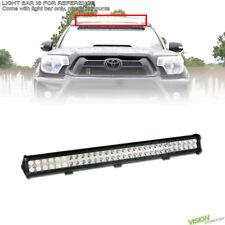 """180W 60X Cree Led 32"""" Work Light Bar Spot Flood Fog Lamp Jeep SUV Van Truck V04"""