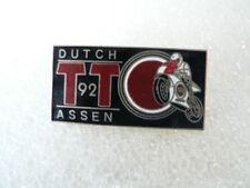 PINS,SPELDJES DUTCH TT ASSEN OR SUPERBIKES MOTO GP 1992 DUTCH TT ASSEN C