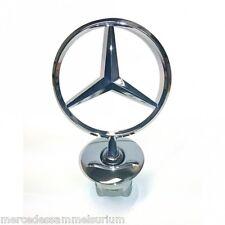 Mercedes Benz Original Stern für Motorhaube W204 W211 W212 W221 W222 Neu OVP