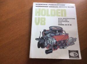 Holden V8 Workshop Manual No 85