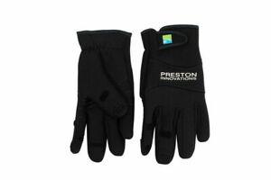 Preston Neoprene Gloves S/M or L/XL NEW 2020