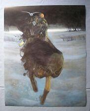 "Zdzislaw Beksinski Poster Plakat  60x71cm Big Art Poster 23.6/"" x 28/"""
