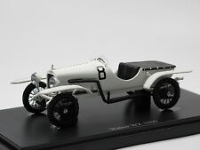 Autocult 01002 Walter WZ 1500 auto da corsa (CZ) corse di montagna 1924 #8 1/43