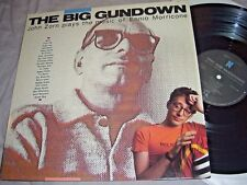 JOHN ZORN music of Ennio Morricone The Big Gundown VINYL LP record USA album NM