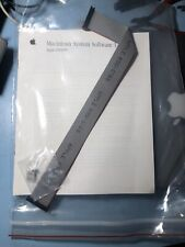 Apple Internal Floppy FDHD Disk Drive Upgrade Mac cable, labels, manual NOS OEM