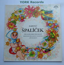 1 10 1129 - MARTINU - Spalicek WALDHANS Brno State Phil Orch - Ex Con LP Record