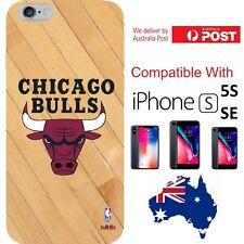 NBA x HOOT Chicago Bulls Hard Court Cover Case basketball iPhone 5 / 5s / SE