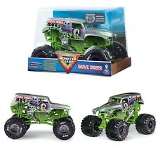 Official Grave Digger Monster Truck Die Cast Vehicle 1:24 Scale Play Vehicles US