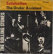 The Rolling Stones, Satisfaction, The Under.. / The Beatles, Something, Come Tog