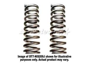 Drivetech 4x4 Coil Spring Set DT7-NIS207H fits Nissan Pathfinder 2.5 dCi 4x4 ...