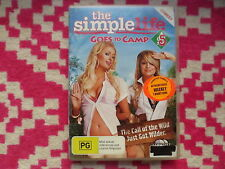 The Simple Life Goes To Camp 5 DVD R4 #6776
