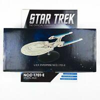 Star Trek Starships USS ENTERPRISE NCC 1701 E Model XL Edition Eaglemoss NEW