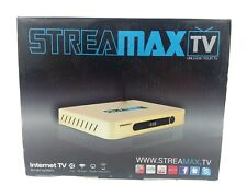 Streamax Tv Q4 Mini Internet TV Color Gold