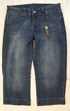 Kut from the Kloth Point Back Crop Stretch Womens Jeans Size 6
